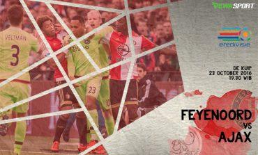 Prediksi Pertandingan Antara Feyenoord Melawan Ajax