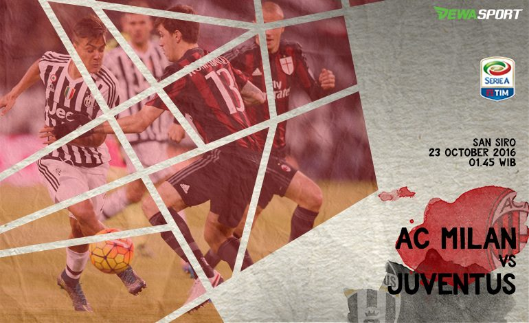 Prediksi Pertandingan Antara AC Milan Melawan Juventus