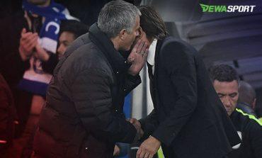 Jose Mourinho Tak Suka Dengan Sikap Antonio Conte