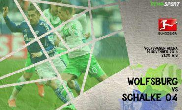 Prediksi Pertandingan Antara Wolfsburg melawan Schalke 04