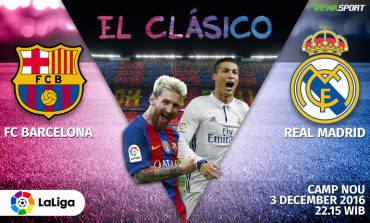 Prediksi Pertandingan Antara Barcelona Melawan Real Madrid