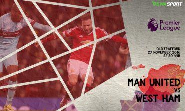 Prediksi Pertandingan Antara Manchester United Melawan West Ham United