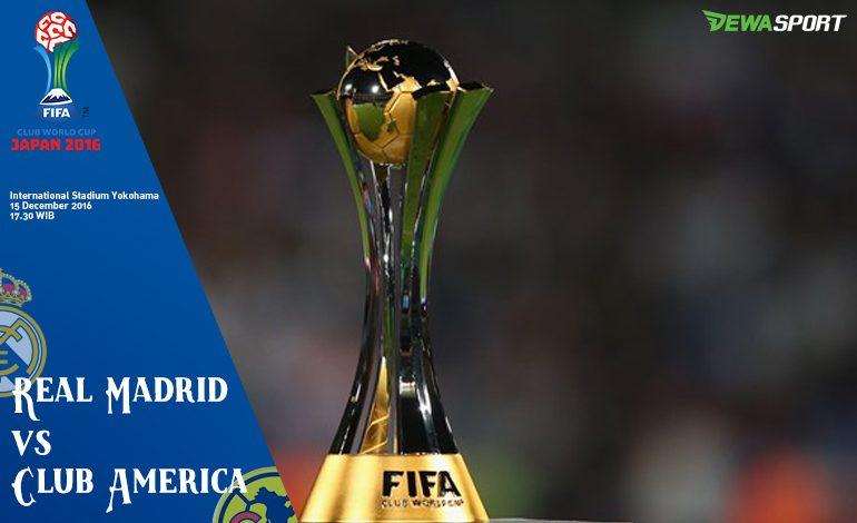 Prediksi Pertandingan antara Club America melawan Real Madrid
