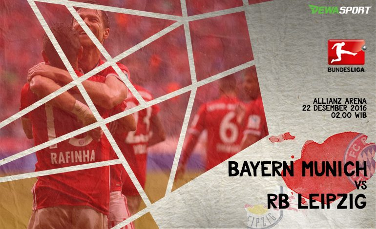 Prediksi Pertandingan antara Bayern Munchen melawan Leipzig