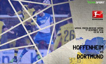 Prediksi Pertandingan antara TSG Hoffenheim melawan Borussia Dortmund