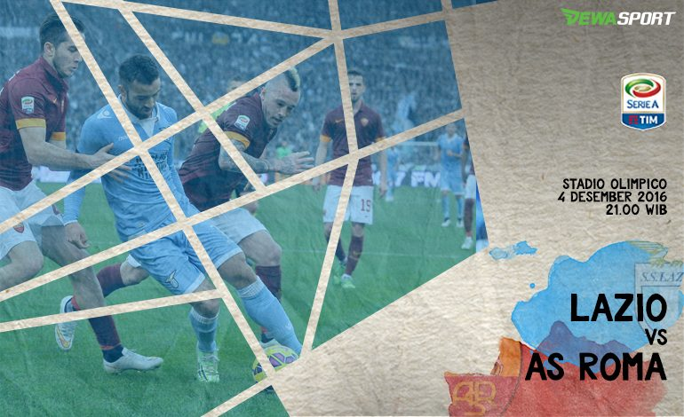 Prediksi Pertandingan Antara Lazio Melawan AS Roma
