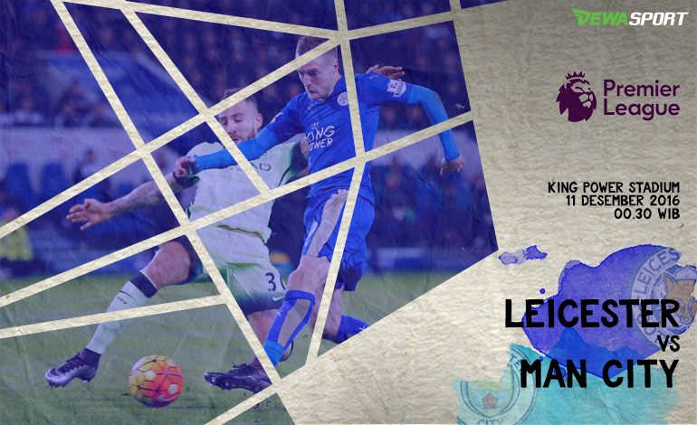 Prediksi Pertandingan Antara Leicester City melawan Manchester City