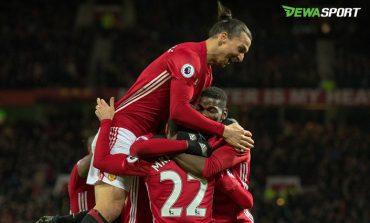 Pengujung Tahun Yang Manis Untuk Manchester United