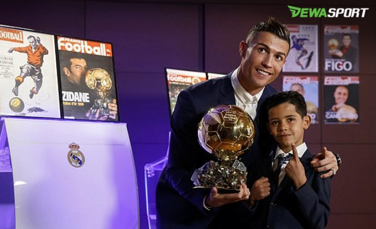 Cristiano Ronaldo: Penting Untuk Saya Jadi Yang Nomor Satu