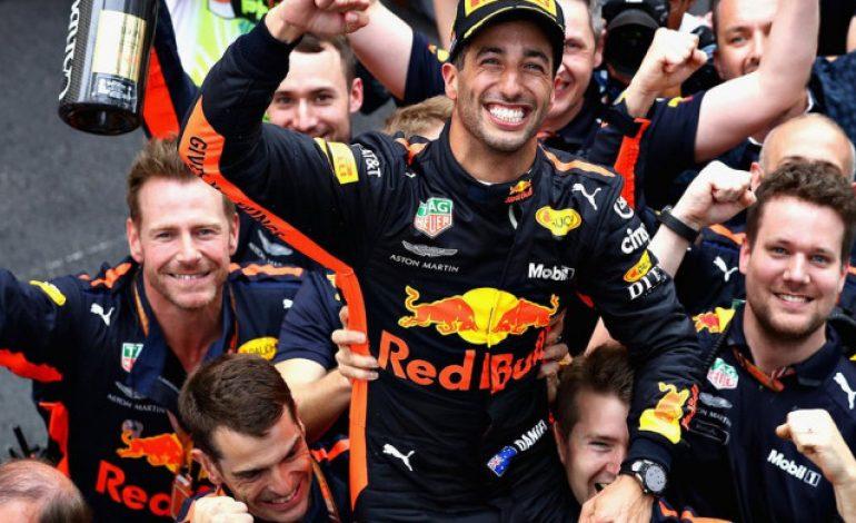 F1 GP Monaco 2018 – Ricciardo Disamakan dengan Michael Schumacher Setelah Menang dengan Kondisi Sulit