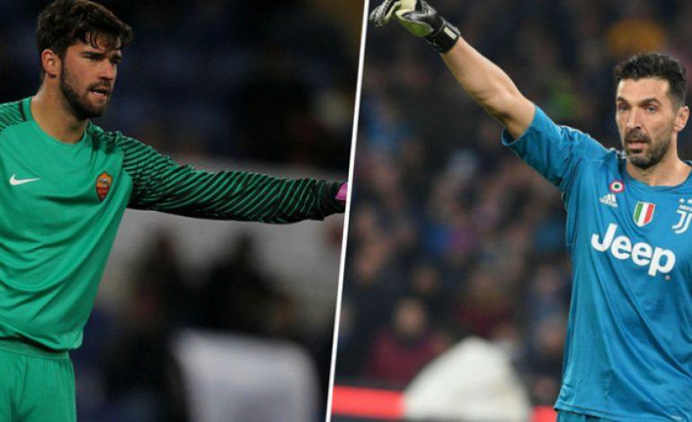 Nasib Buruk Liverpool, Dijauhi Kiper AS Roma dan Ditinggal Gianluigi Buffon