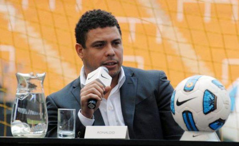 Ronaldo Pernah Kepergok Bercinta di Ruang Ganti Camp Nou