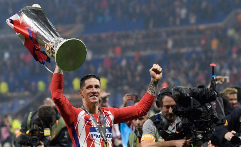 Situs Resmi J-League Tak Sengaja Bocorkan Kepindahan Fernando Torres ke Klub Jepang
