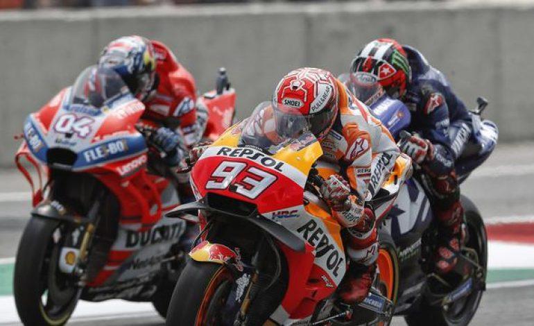 MotoGP: Berulah Lagi di Mugello, Bos Ducati Kecam Marquez