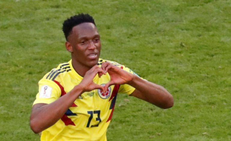 Pahlawan Kemenangan Kolombia Jadi Pemain Terbaik