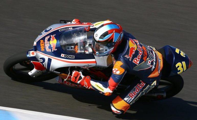 Kasih Dukungan Pembalap Indonesia Turun di MotoGP Belanda