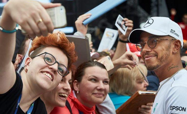 Jelang GP F1 Austria Pekan Ini, Kenapa Lewis Hamilton Pede Abis?