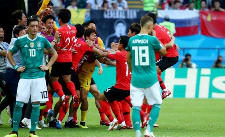 7 Fakta Menarik usai Jerman Tersingkir Cepat di Piala Dunia 2018