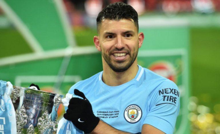 Sadis! Tanpa Rasa Sungkan, Sergio Aguero Tampar Salah Satu Staf Timnas Argentina