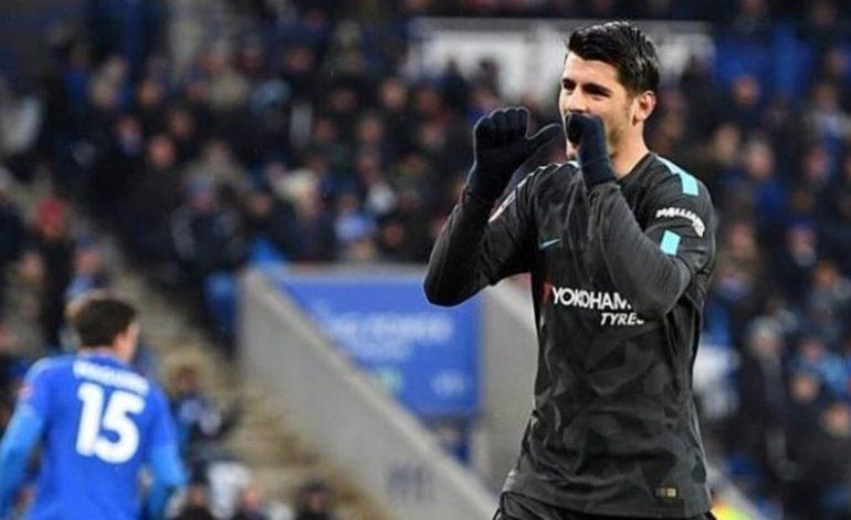 Giroud Dan Morata Belum Bisa Gantikan Costa di Chelsea