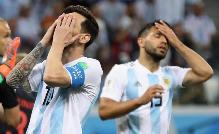 Sampaoli: Tak Ada Perpecahan di Ruang Ganti Argentina