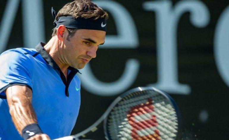 Vakum 3 Bulan, Roger Federer Sukses Menjalani Laga Comeback di Stuttgart Open 2018 dengan Kemenangan