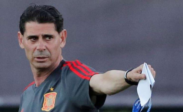 Profil Fernando Hierro, Pelatih Anyar Timnas Spanyol