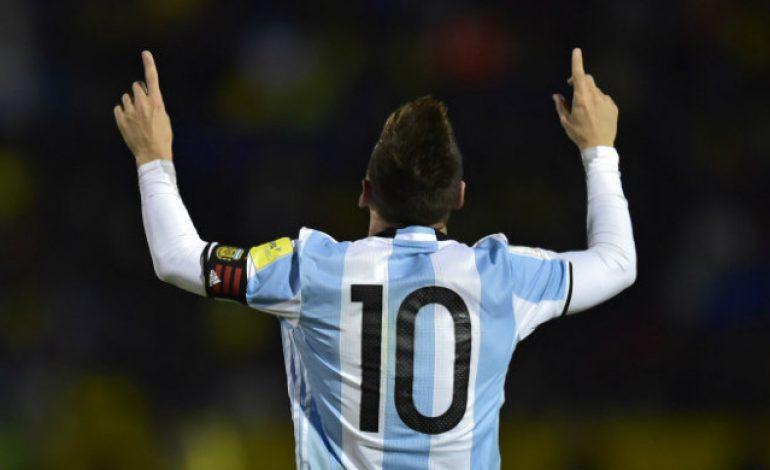 Warga Palestina Rencanakan Bakar Jersey Lionel Messi secara Berjamaah, Ini Alasannya