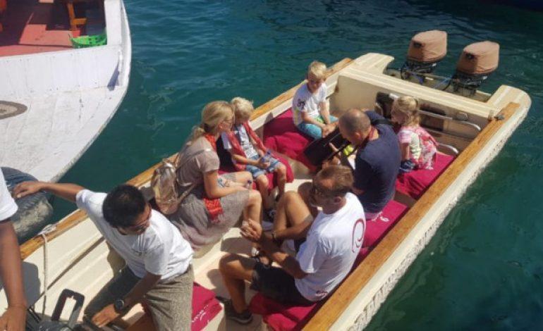 Arjen Robben Boyong Keluarga Liburan ke Labuan Bajo
