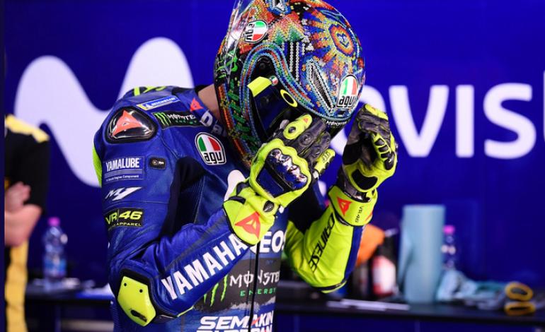 Tak Bisa Dipercaya! Ini Komentar Valentino Rossi Tentang Kehebatan Marc Marquez Usai MotoGP Belanda