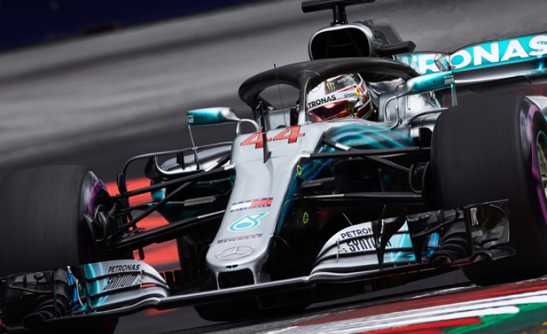 Terungkap Kalau Lewis Hamilton 'Murka' di F1 Austria