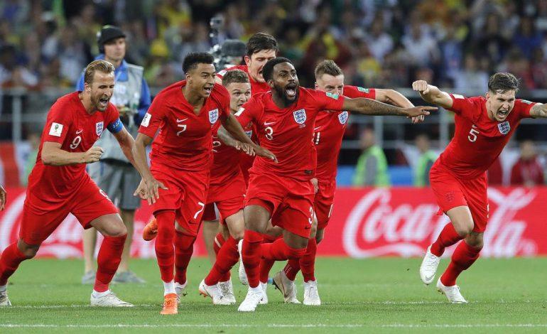 Ronaldo Turut Berperan pada Keberhasilan Inggris Menangi Adu Penalti Lawan Kolombia