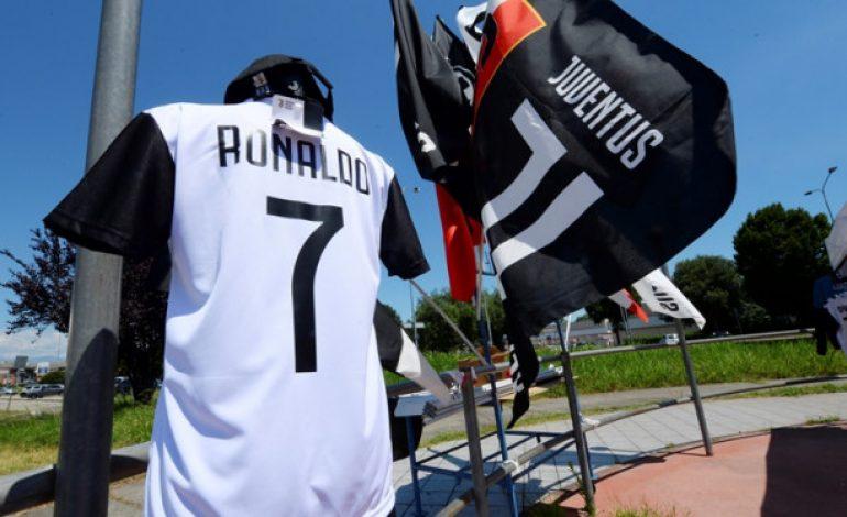 Cristiano Ronaldo Sudah 'Berada' di Turin