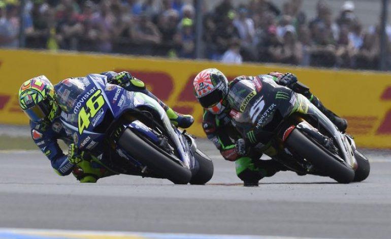 Johann Zarco Ungkap Momen Terbaik dan Terburuk dengan Valentino Rossi
