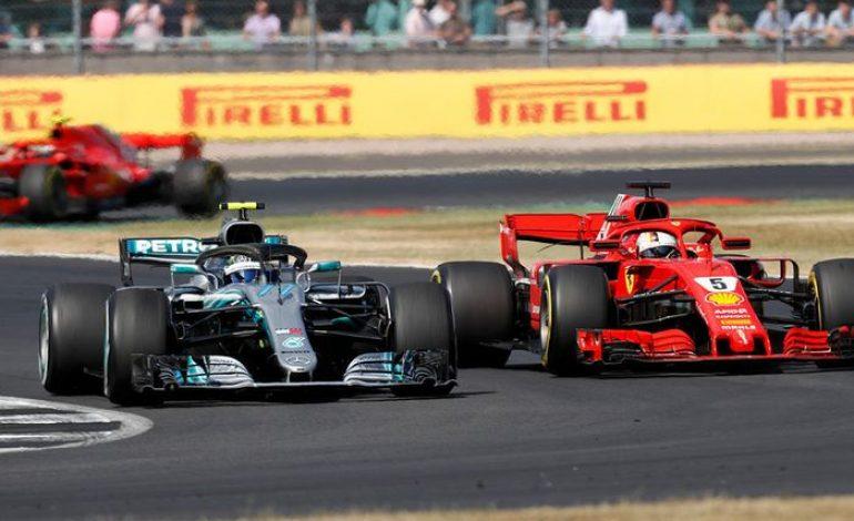 Mesin F1 Ferrari Lebih Bagus dari Mercedes, Kata Dua Orang Hebat Ini