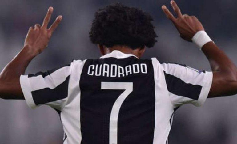 Nomor Punggung di Juventus Direbut Ronaldo, Cuadrado Malah Bangga