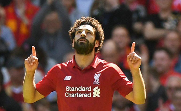 Usai Menikmati Liburan yang Penuh Kontroversial, Mohamed Salah Akhirnya Kembali Berlatih