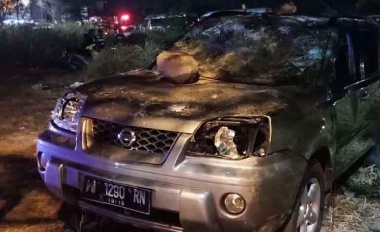 Rusuh Bonek Tak Bertiket, Motor Polisi pun Dicuri