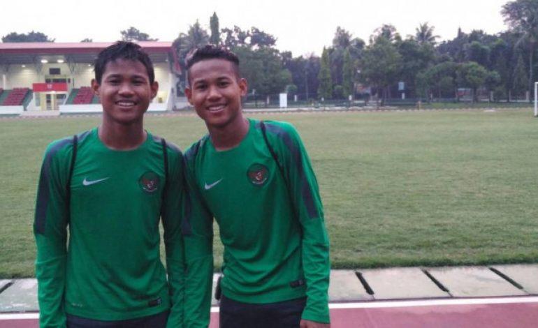 Hadiah dari Sang Kakak untuk Penyerang Timnas U-16 Indonesia Setelah Mencetak Trigol