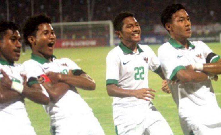 Kurangi Ketegangan, Timnas Indonesia U-16 dan Malaysia Makan Bareng