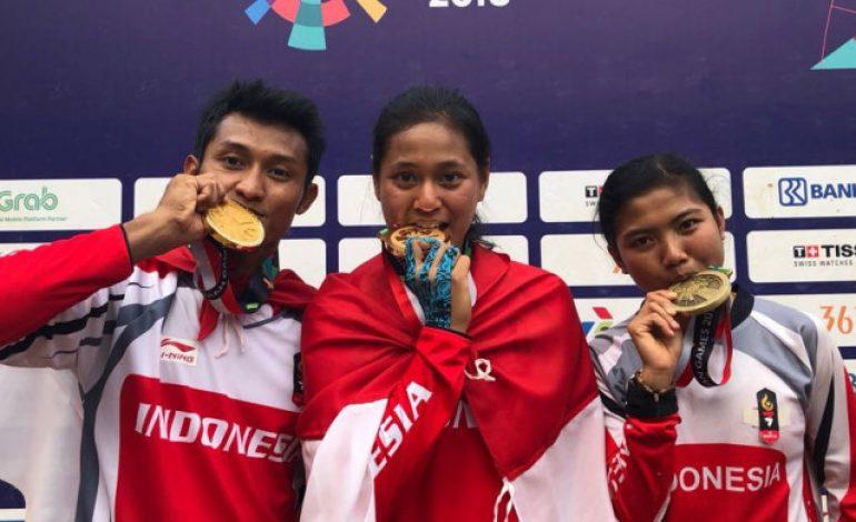 6 Fakta Menarik Tiara Andini Prastika, Perempuan Asli Semarang yang Sukses Raih Emas Asian Games 2018