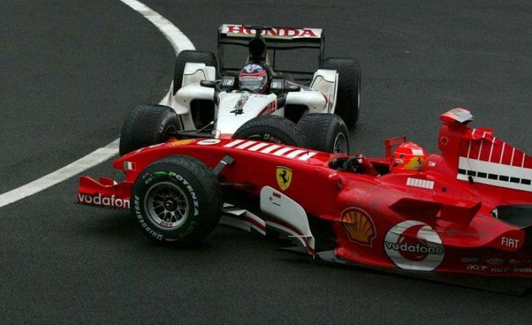 Tonton Deh Michael Schumacher Tempeleng Pembalap Jepang di F1 Belgia