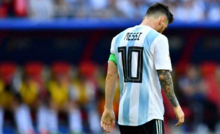Ancam Bakar Jersey Messi, Presiden PSSI-nya Palestina Dihukum FIFA