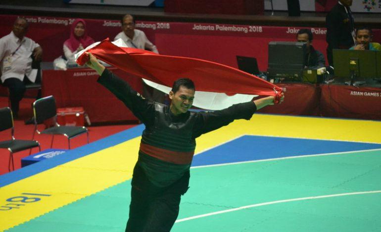 Aji Ingin Berangkatkan Orang Tua Naik Haji Usai Rebut Emas Asian Games 2018