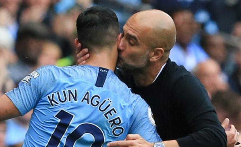 Sergio Aguero Terhindar dari Murka Pep Guardiola Setelah Terciduk Lakukan Hal Ini