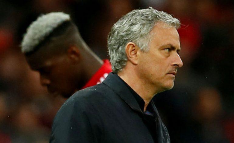 Pogba dan Mourinho Kembali Berantem Hebat Sampai Tak Saling Tegur