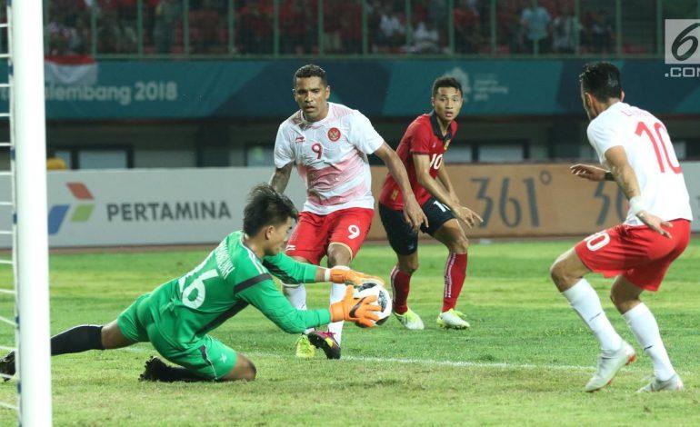 Jadwal Timnas U-23 Vs Hong Kong di Asian Games 2018