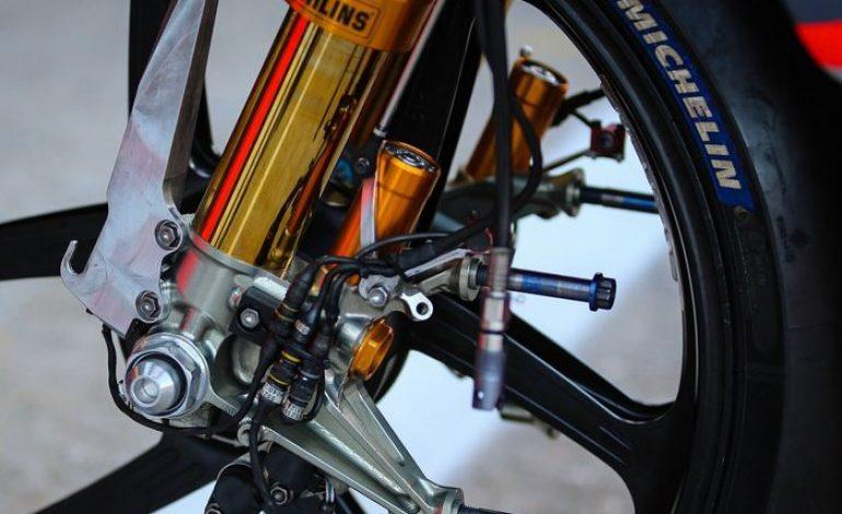 Sensor Apa Saja di Sokbreker dan Ban Motor MotoGP?