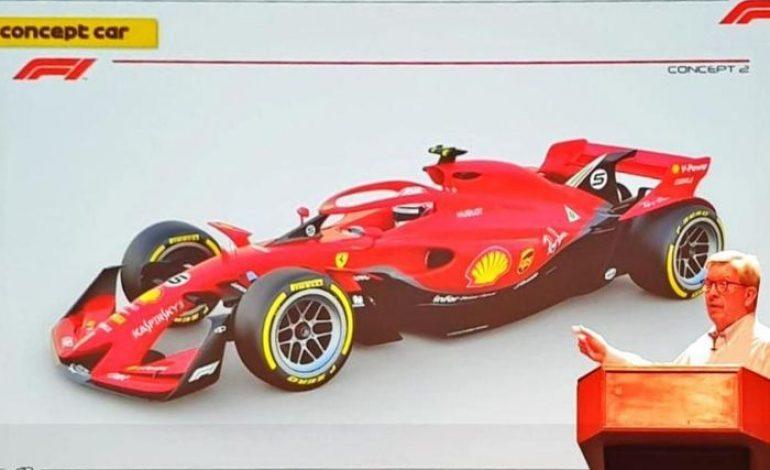 Konsep Mobil Formula 1 2021 Keren Banget, Bentuknya Kayak Tamiya