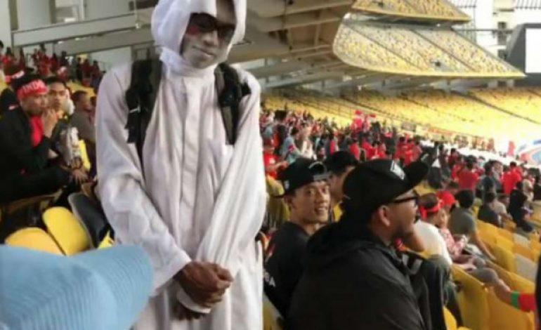Gara-gara Video Pocong, Menpora Dibully Suporter Indonesia